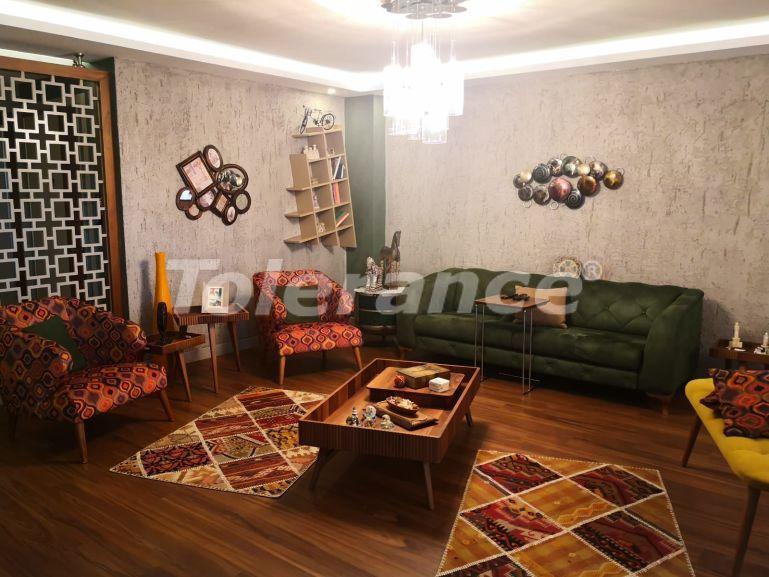 Пятикомнатная квартира  в Коньяалты, Анталия в элитном комплексе с богатой инфраструктурой и видом на горы - 24576 | Tolerance Homes