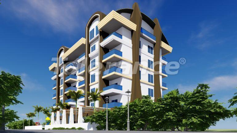 Апартаменты в Махмутларе, в комплексе с бассейном - 24626 | Tolerance Homes