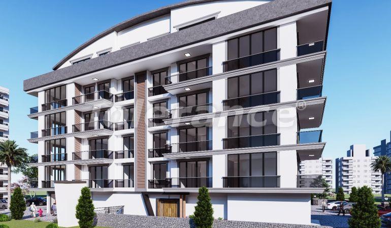 Просторные апартаменты в Алании от застройщика - 24686   Tolerance Homes