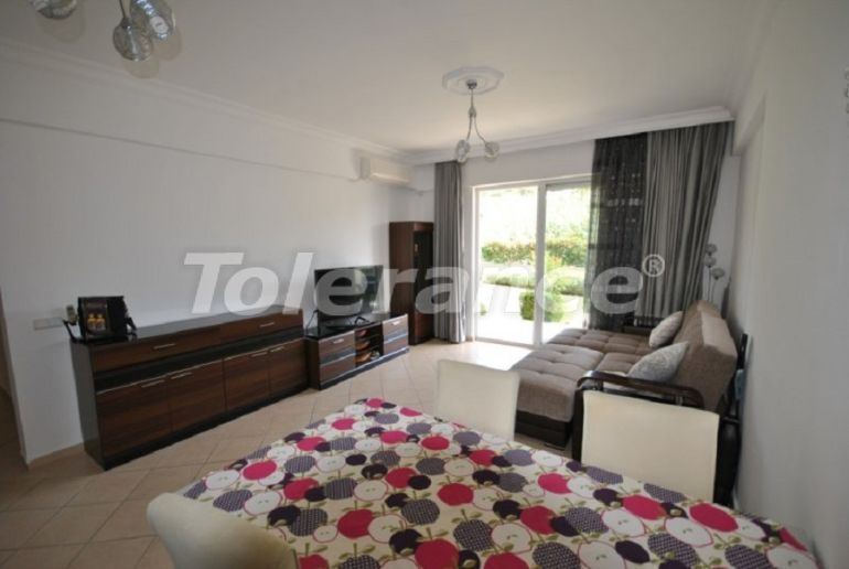 Вторичная трехкомнатная квартира в Кирише, Кемер с мебелью и техникой - 24765   Tolerance Homes