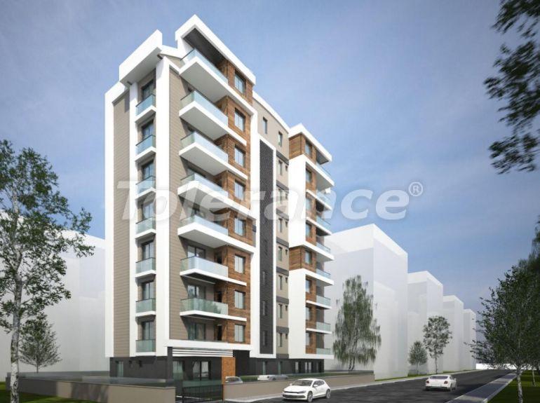 Современные квартиры в Муратпаша, Анталия от застройщика - 24866   Tolerance Homes