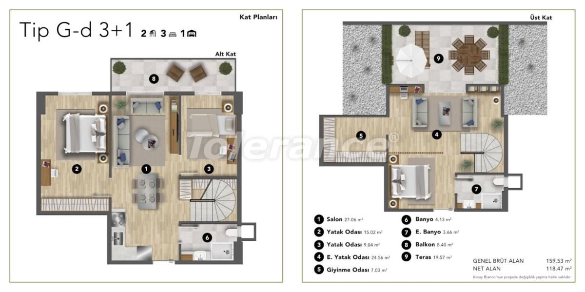 Просторные современные квартиры в Стамбуле с рассрочкой до 1 года рядом с Белградским лесом - 24991 | Tolerance Homes