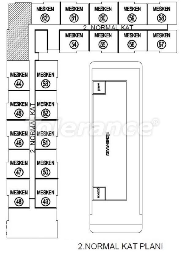 Лучший инвестиционный проект в Анталии: современный комплекс с гарантией аренды и рассрочкой - 25059 | Tolerance Homes