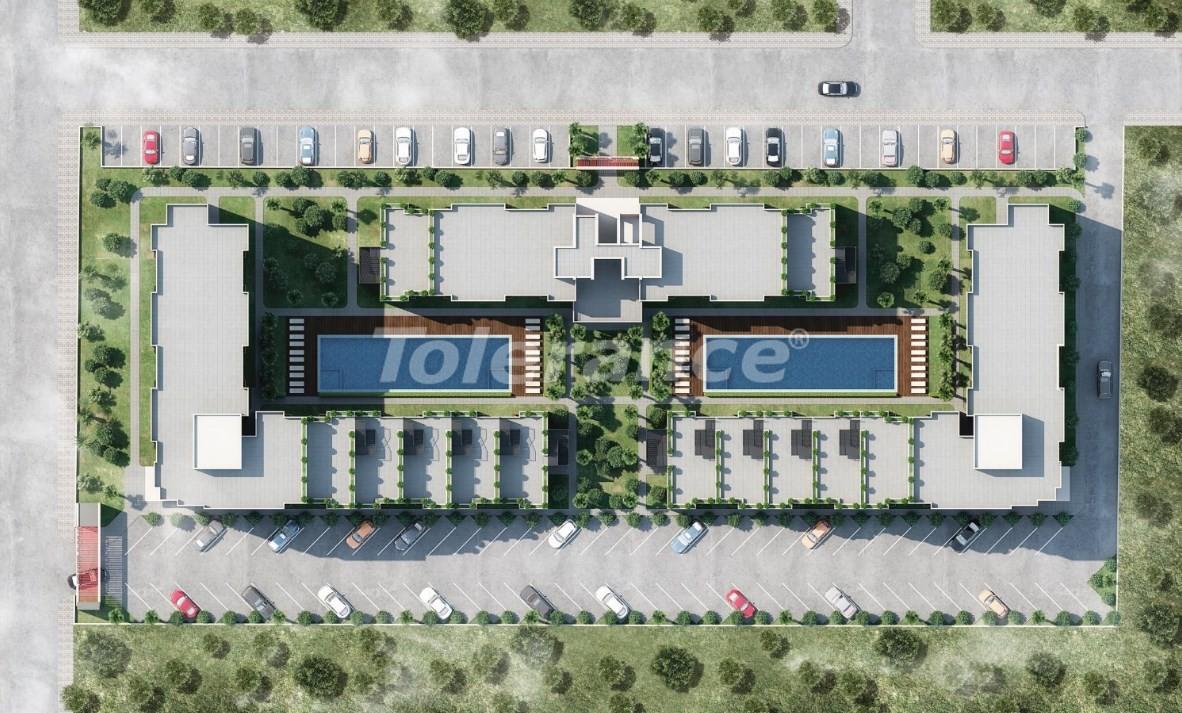 Лучший инвестиционный проект в Анталии: современный комплекс с гарантией аренды и рассрочкой - 25056   Tolerance Homes