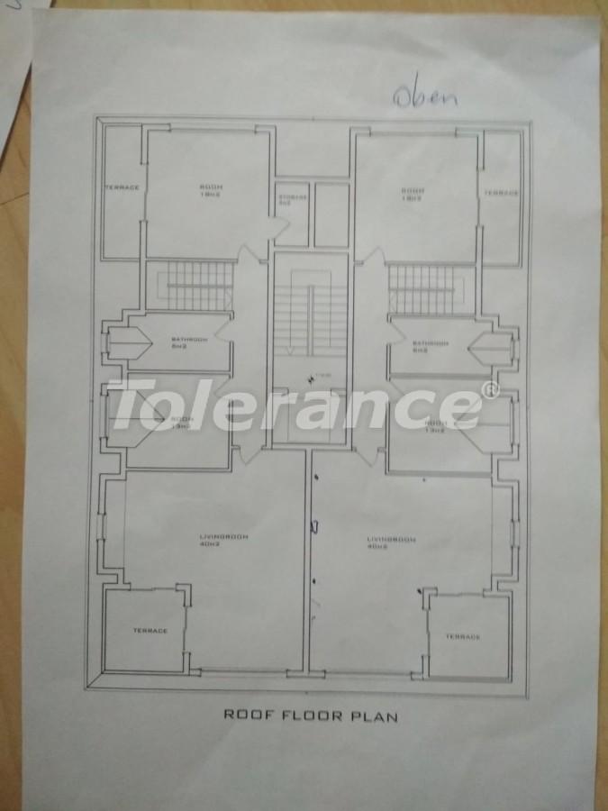 Дуплекс 3+2 в центре Аланьи - 25144   Tolerance Homes