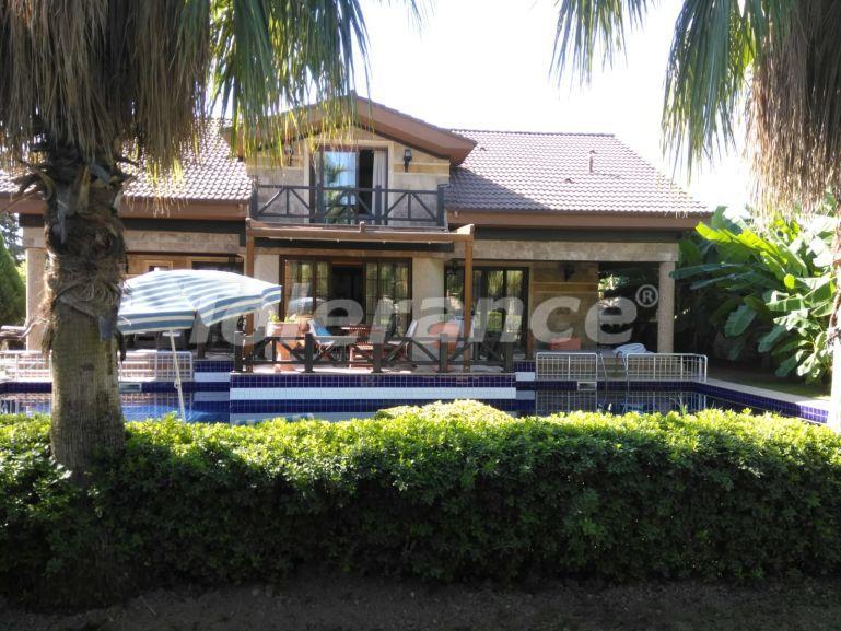 Дом в Асланбуджаке, Кемер эксклюзивного дизайна с частным бассейном - 25322   Tolerance Homes