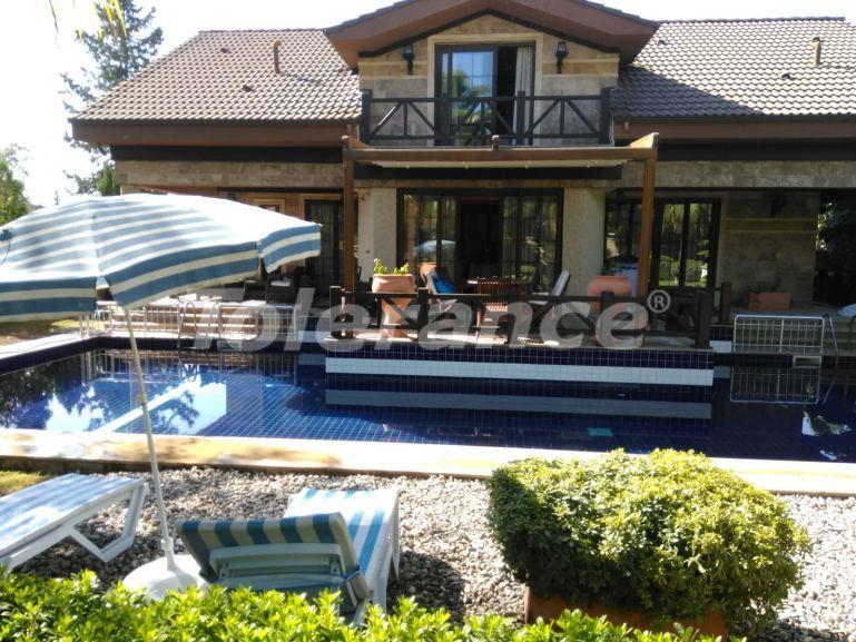 Дом в Асланбуджаке, Кемер эксклюзивного дизайна с частным бассейном - 25321   Tolerance Homes