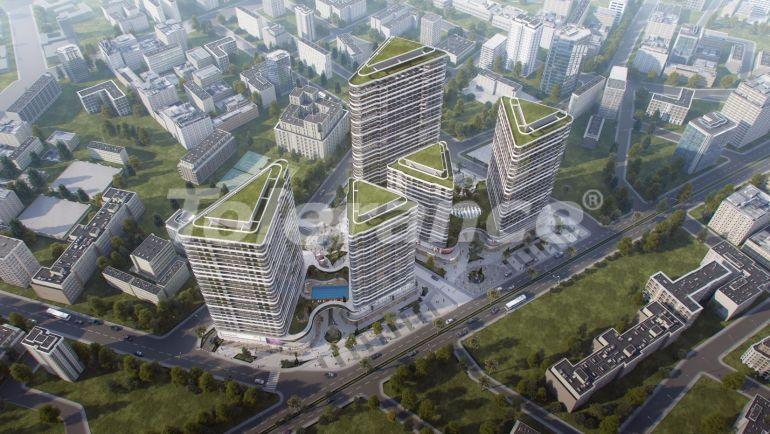 Современные квартиры в Измире от застройщика в элитном комплексе с богатой инфраструктурой - 25195 | Tolerance Homes