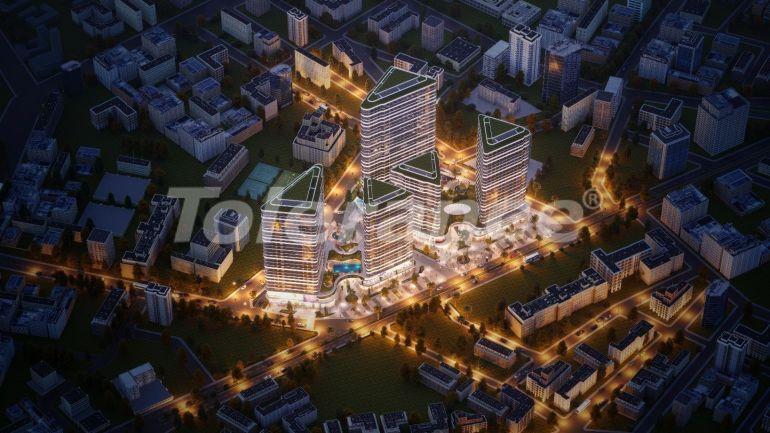 Современные квартиры в Измире от застройщика в элитном комплексе с богатой инфраструктурой - 25193 | Tolerance Homes