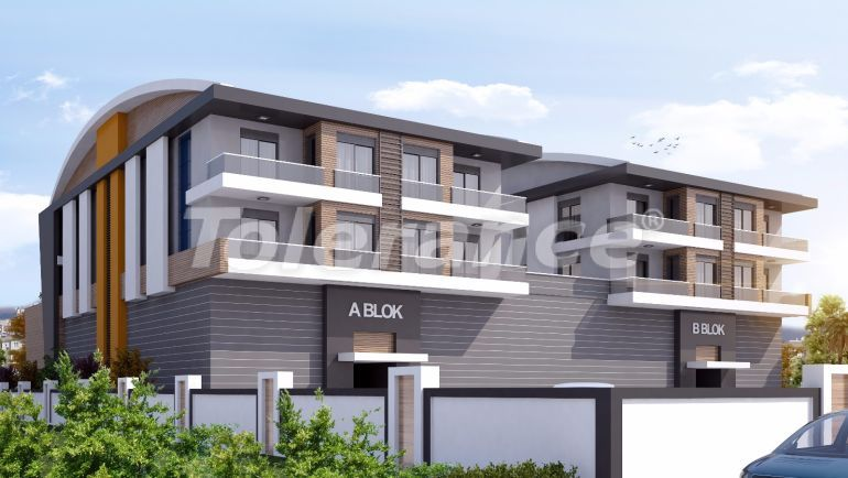 Недорогие квартиры в Кепез, Анталия высокого класса, от застройщика - 27146 | Tolerance Homes