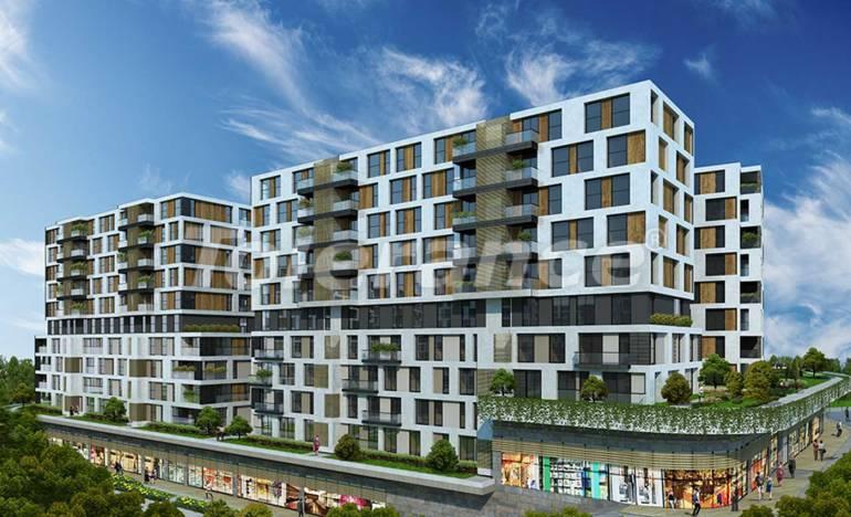 Роскошные квартиры в Бейликдюзю, Стамбул  в современном комплексе с богатой инфраструктурой - 25395 | Tolerance Homes