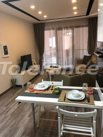 Двухкомнатные квартиры в Измире от застройщика в комплексе с открытым бассейном - 25403 | Tolerance Homes