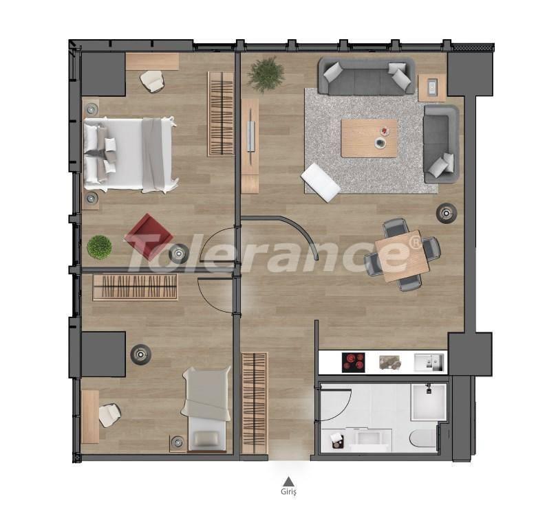 Современные квартиры в Стамбуле от застройщика - 26618 | Tolerance Homes