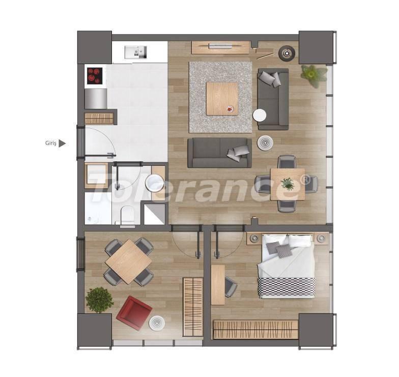 Современные квартиры в Стамбуле от застройщика - 26617 | Tolerance Homes