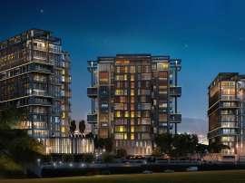 Современные квартиры в Стамбуле с видом на Белградский лес в комплексе с крытым бассейном - 25585 | Tolerance Homes