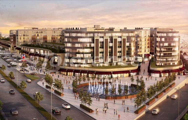 Современные квартиры в Стамбуле в шикарном комплексе, с рассрочкой от застройщика - 32323 | Tolerance Homes