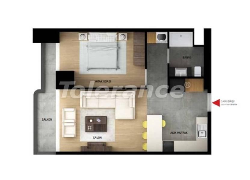 Квартиры в Стамбуле с рассрочкой от застройщика - 27038 | Tolerance Homes