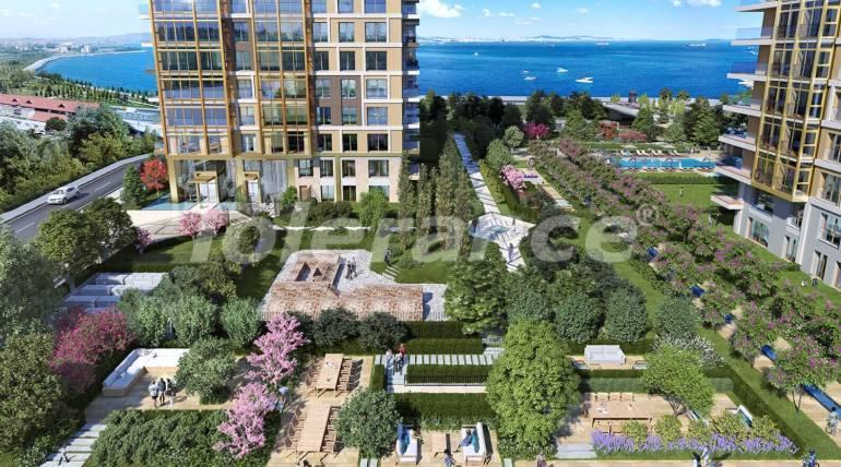 Роскошные квартиры в Стамбуле с видом на море с рассрочкой от застройщика - 27049 | Tolerance Homes