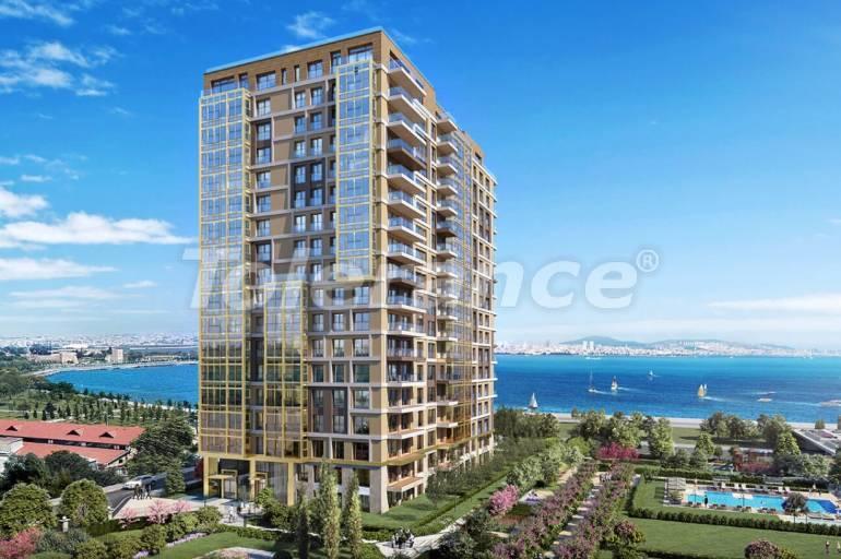 Роскошные квартиры в Стамбуле с видом на море с рассрочкой от застройщика - 27046 | Tolerance Homes