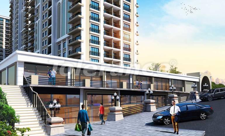 Просторные квартиры в Стамбуле в комплексе с крытым бассейном - 25697 | Tolerance Homes