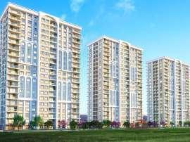 Просторные квартиры в Стамбуле в комплексе с крытым бассейном - 25695 | Tolerance Homes