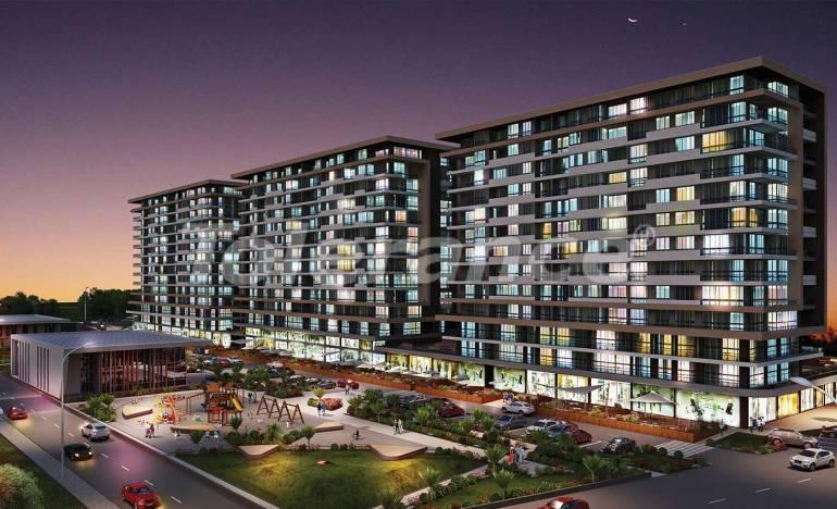 Шикарные квартиры в Стамбуле в современном комплексе с видом на море - 25700 | Tolerance Homes