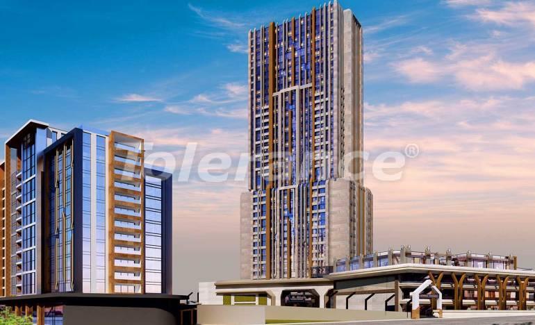 Инвестиционный проект: недорогие квартиры в Стамбуле с видом на море - 25706   Tolerance Homes
