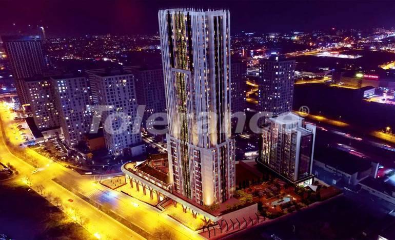 Инвестиционный проект: недорогие квартиры в Стамбуле с видом на море - 25707 | Tolerance Homes