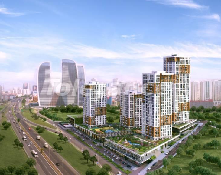 Высококачественные квартиры в Стамбуле с рассрочкой и гарантией аренды на 3 года - 31937 | Tolerance Homes