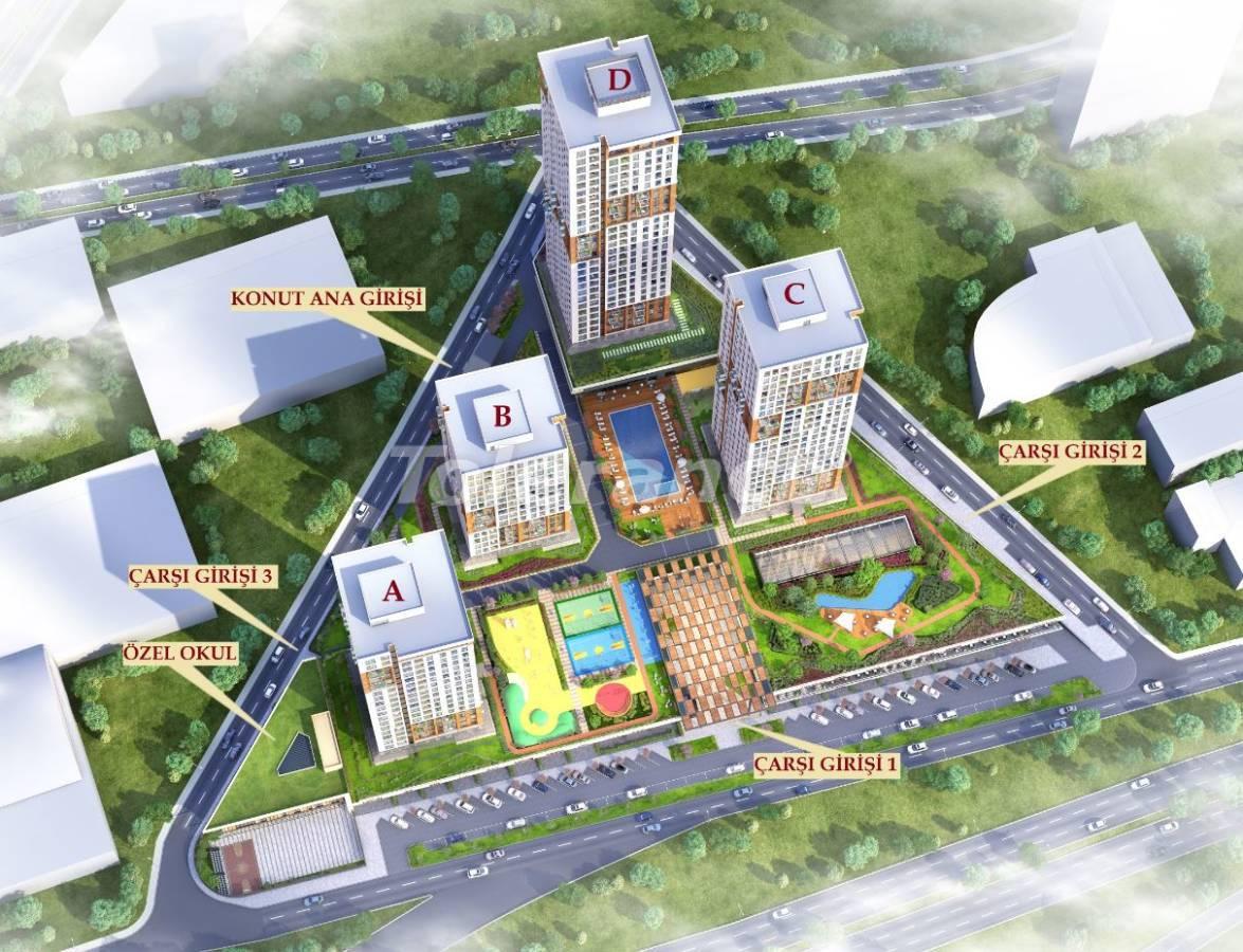 Высококачественные квартиры в Стамбуле с рассрочкой и гарантией аренды на 3 года - 31982 | Tolerance Homes