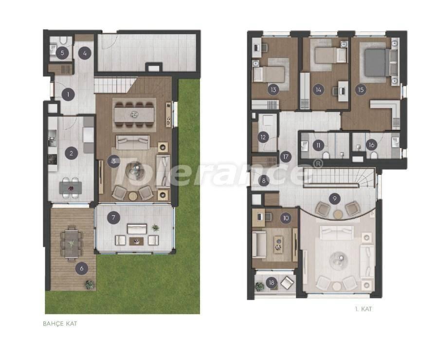 Шикарные просторные квартиры в Стамбуле от застройщика - 27280 | Tolerance Homes