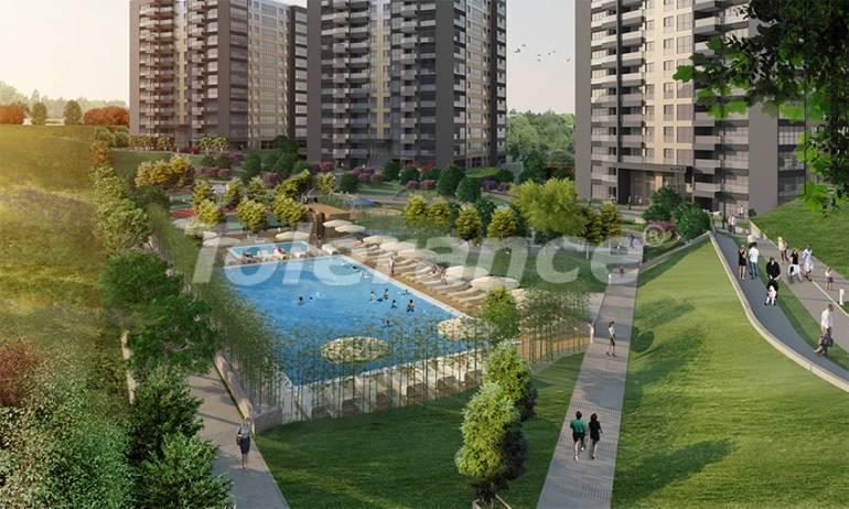 Уютные квартиры в центре Стамбула в современном комплексе с торговым центром, в расрочку от застройщика - 36946 | Tolerance Homes