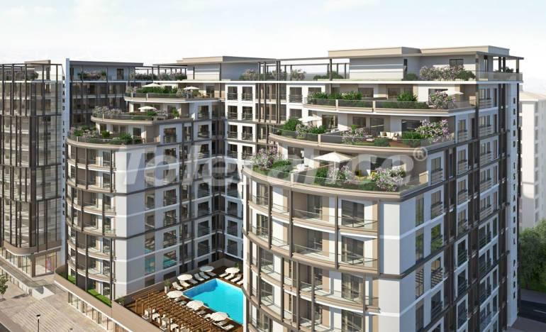 Квартиры класса люкс в Стамбуле в проекте, выгодном для инвестиций, от застройщика - 25848   Tolerance Homes