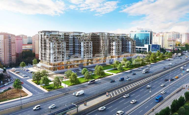 Квартиры класса люкс в Стамбуле в проекте, выгодном для инвестиций, от застройщика - 25843   Tolerance Homes