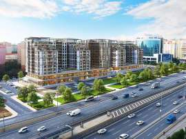 Квартиры класса люкс в Стамбуле в проекте, выгодном для инвестиций, от застройщика - 25843 | Tolerance Homes