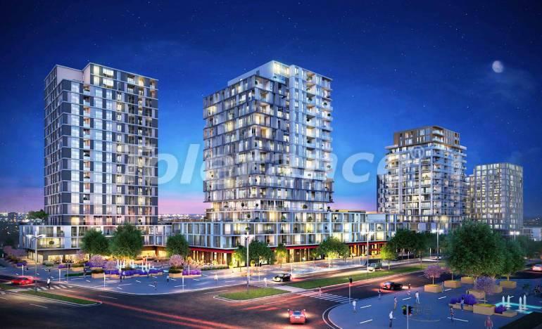 Современные квартиры в Стамбуле в комплексе с богатой инфраструктурой и выгодным местоположением - 25849 | Tolerance Homes
