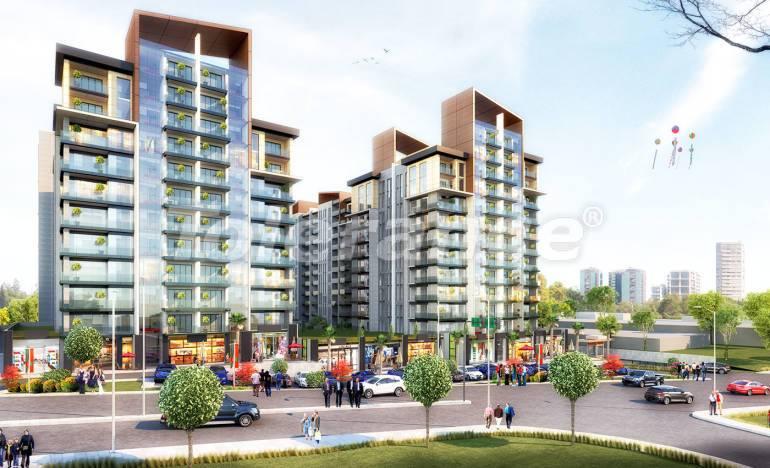 Готовые квартиры класса люкс в Багджилар, Стамбуле в рассрочку от застройщика - 25912 | Tolerance Homes