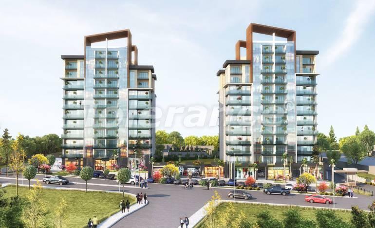 Готовые квартиры класса люкс в Багджилар, Стамбуле в рассрочку от застройщика - 25913 | Tolerance Homes