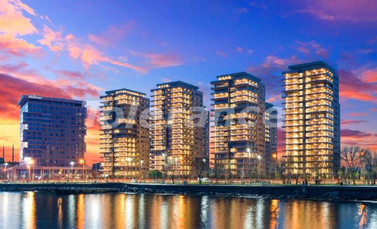 Роскошные квартиры в Стамбуле с видом на море, с возможностью получения Турецкого гражданства - 26000   Tolerance Homes