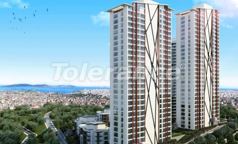 Квартиры в районе Картал, Стамбуле в проекте с государственной гарантией - 26340   Tolerance Homes