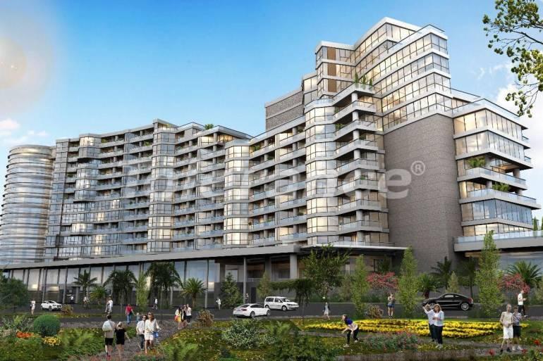 Шикарные квартиры в Стамбуле в комплексе под управлением знаменитой отельной сети - 32393   Tolerance Homes