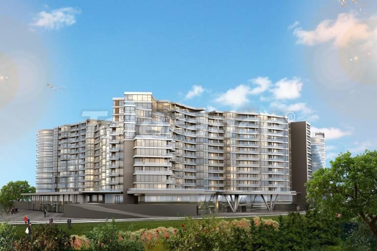 Шикарные квартиры в Стамбуле в комплексе под управлением знаменитой отельной сети - 32394 | Tolerance Homes