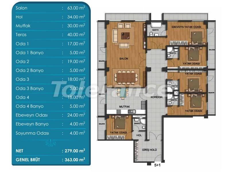 Просторные квартиры в Бейликдюзю, Стамбул с рассрочкой от застройщика - 27298 | Tolerance Homes