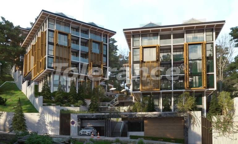 Квартиры класса люкс в Стамбуле в комплексе с богатой инфраструктурой - 26490 | Tolerance Homes