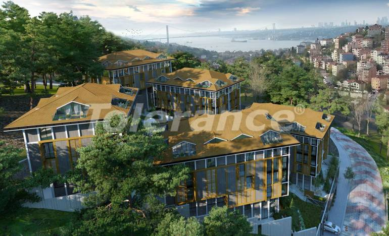 Квартиры класса люкс в Стамбуле в комплексе с богатой инфраструктурой - 26491 | Tolerance Homes