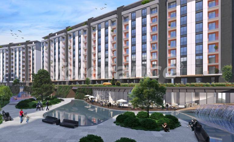 Современные квартиры в центре Стамбула в рассрочку от застройщика - 26500 | Tolerance Homes