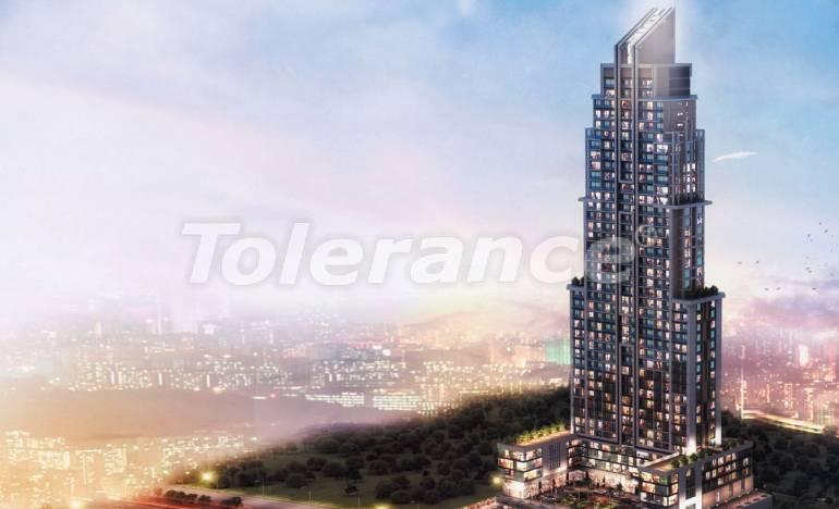 Инвестиционный проект в Стамбуле:  квартиры в современном комплексе, с рассрочкой от застройщика - 26530   Tolerance Homes