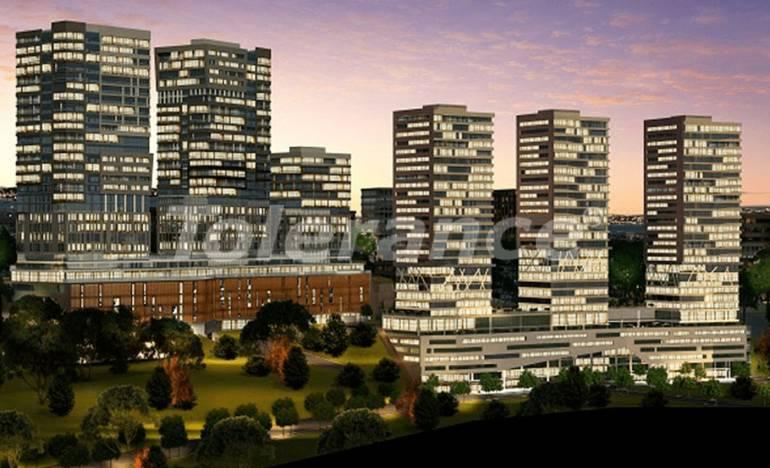 Новые квартиры в Стамбуле в комплексе с хорошо развитой инфраструктурой от застройщика - 26540 | Tolerance Homes