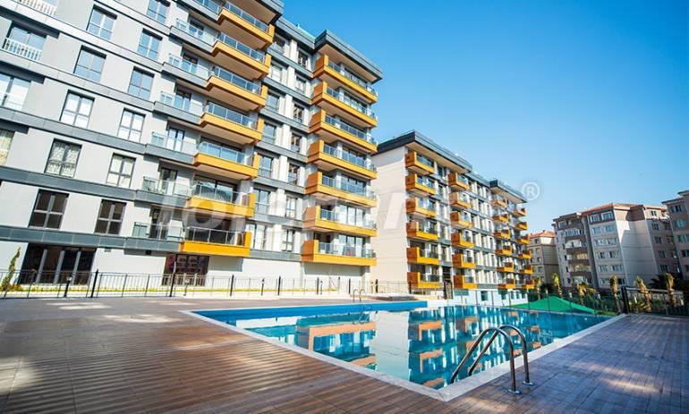 Новые квартиры в Бююкчекмедже, Стамбул с видом на море и рассрочкой от застройщика - 26582 | Tolerance Homes