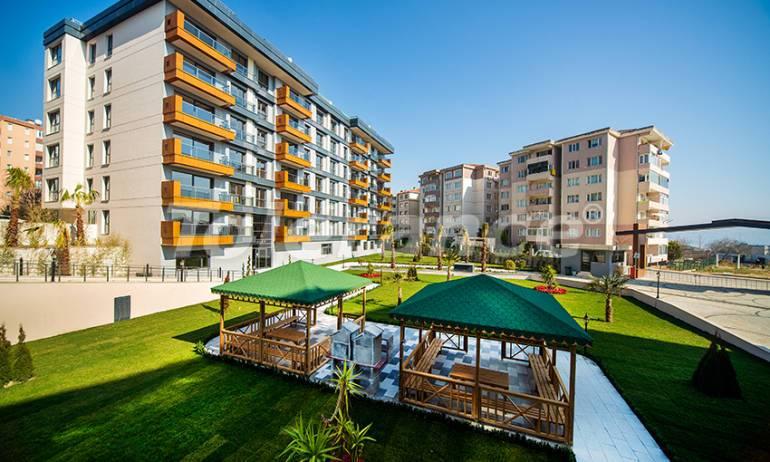 Новые квартиры в Бююкчекмедже, Стамбул с видом на море и рассрочкой от застройщика - 26584 | Tolerance Homes
